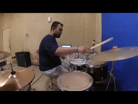 Sukacita Surga- True Worshipper Drumcover Jeremy Santoso