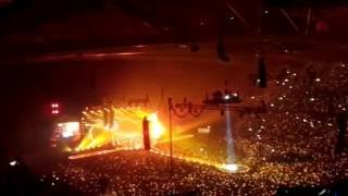 Coldplay - Fix You - Stockholm - 3 July 2016