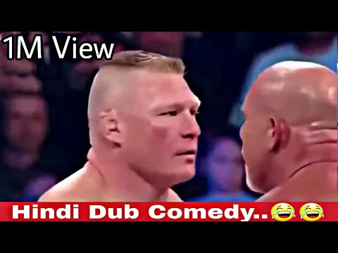 Xxx Mp4 WWE Funny Dubbing In Hindi GOLDBERG VS BROCK LESNAR Non Veg Full Gali DUB By ASHISH CHANCHLANI 3gp Sex