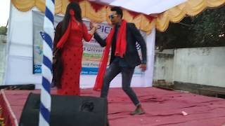 Chupi Chupi Bolo Keo Jene jabe | Picnic  Dance | ( SUB Picnic 2018 English Department)
