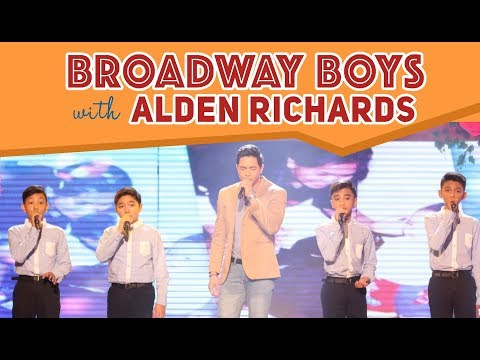 Xxx Mp4 Broadway Boys With Alden Richards May 12 2018 3gp Sex