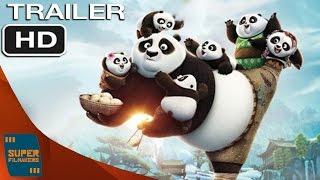 Kung Fu Panda 3 - 2016 - Trailer Oficial #4 Subtitulado al Español Latino - HD