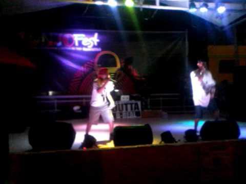 Festival GINZA hip hop reggae 2016