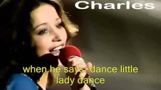 Tina Charles   Dance little lady, dance with lyrics   YouTube