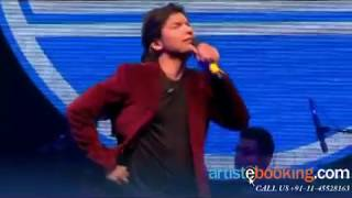 Shaan's Live Performance Song - I Love You - Bodyguard