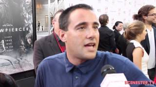 Nightingale Movie Red Carpet Interview & ADVICE at LA Film Fest 2014