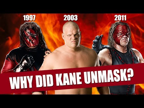 Here s Why Kane Unmasked in 2003
