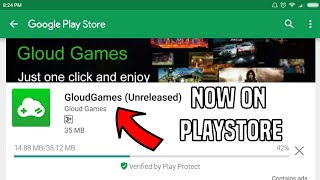 Gloud Games officially Launched on android | With Gameplay proof | (no vpn)  In Hindi
