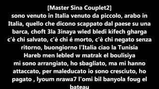 Balti ft Master Sina Paroles (Clandistino) -Lyrics-