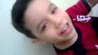 Criança canta Amar não é pecado By: Kemily Borges