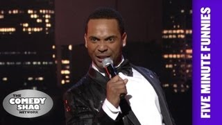 Mike Epps⎢How People Act When They Lose Their Money⎢Shaq