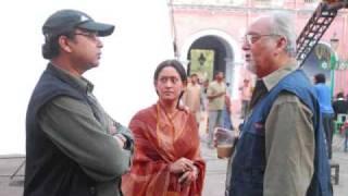 Ananya Chatterjee Angshumaner Chhobi-INterview at CalcuttaTube.Com