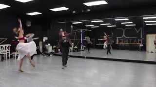 Chloe Solo Rehearsal - Alice | Team Chloe Dance Project