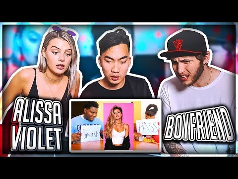 Xxx Mp4 BOYFRIEND REACTS TO PEOPLE WHO SMASH OR PASS ALISSA VIOLET 3gp Sex