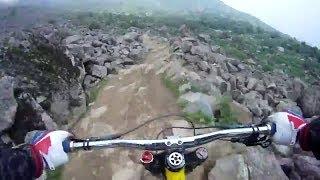 BICICLETA de Montaña EXTREMA | ADRENALINA PURA | Descenso en 1ra persona