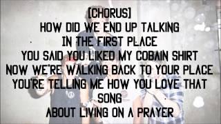 5SOS - End Up Here [Lyrics]