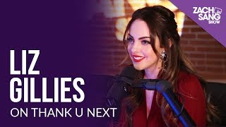 Liz Gillies Talks Almost Missing The Thank U Next Video Due To A Spider Bite