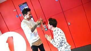 Liam Payne is back! with Nick Grimshaw on the Radio 1Breakfast Show