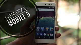 General Mobile 5 Review! In Bangla