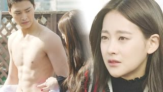 Oh Yeon Seo, feels something weird with Lee Tae Hwan|《Come Back Mister》 돌아와요 아저씨 EP08