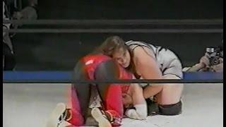 Mariko Yoshida vs. Reggie Bennett (Arsion 5/5/1998)