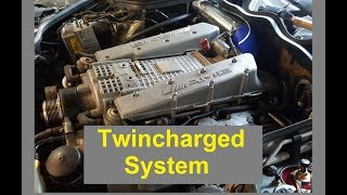 How to Build a Properly Fast Track Car - Part 12 (Twincharged System/CF roof)