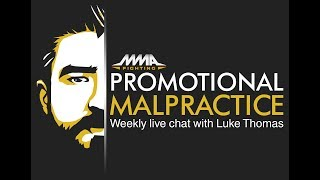 Live Chat: Mayweather vs. McGregor Talk, Bellator NYC Discussion