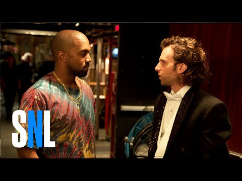 Kyle vs. Kanye SNL