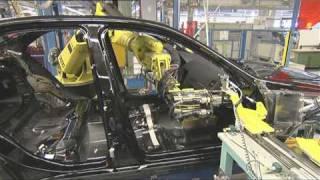 Mercedes Benz Production Bremen Germany 2009