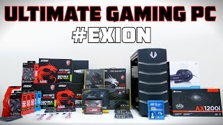 Ultimate Gaming PC Build - August ($4500)