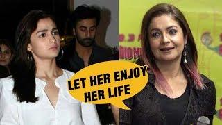 Sister Pooja Bhatt Reacts On Alia Bhatt And Ranbir Kapoor Affair