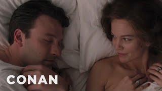 EXCLUSIVE: Batman Slept With Superman's Mom  - CONAN on TBS