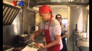 Karir Sebagai  Pengusaha Restoran Berjalan - VOA Career Day