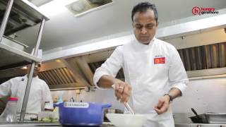 The Song Of India wins one Michelin star