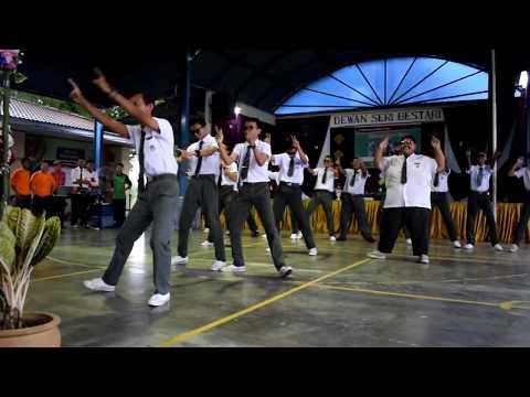 Lagi Syantik Dance Challenge Compilation |persembahan pelajar 2018|