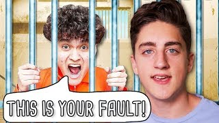 This Dude Is In Jail Because You Won't Buy His Merch