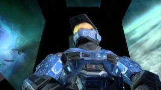 Red vs. Blue - Caboose Visits the Halo Reach Campaign | Rooster Teeth