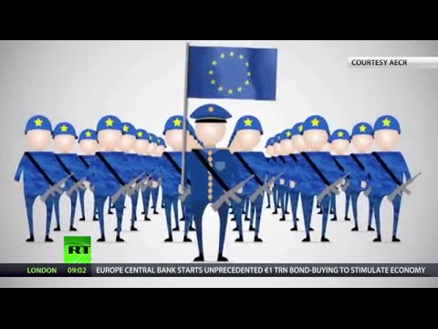 Joint EU Army? Germany, Finland back