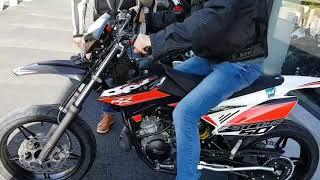 🔥🔥 Nouvelle Beta 50cc - Premiers tours de roues 🔥🔥