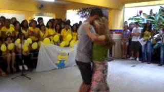 Alice Ketman e Ruan Carlos dançando um Classico do Luiz Gonzaga - O xote das meninas