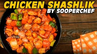 Chicken Shashlik With Egg Fried Rice Recipe - SooperChef