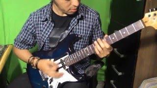 Matanza - Ressaca sem Fim (Guitarra Cover)