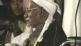 Shaikul hadish mawlana azizul shab last visit choykut