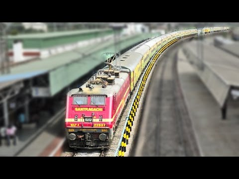 DURONTO Express SKIPPING Bangarpet : Indian Railways