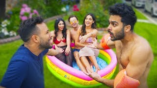When You Get a New Swimming Pool | Anwar Jibawi