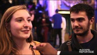 Dans les coulisses du Gospel Festival de Paris 2016 (partie 2) : GOSPEL REPORTAGE