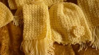 قبعة كروشيه سهلة - easy crochet hat