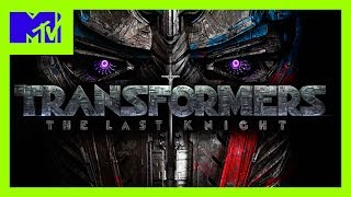 Transformers: The Last Knight LIVE Red Carpet Premiere | MTV