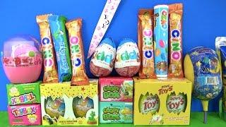 Toybox Cosby box Kiddy Topi Roys Toys Sürpriz Yumurta Ozmo Cino ve Ülker abur cuburları tanıtıyoruz