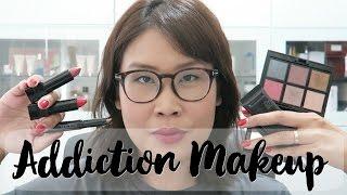 黑咪Review | 日本化妝品牌Addiction Makeup 9件產品分享 + Demo